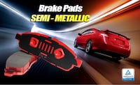 NEW Brake pads LOWEST PRICES & QUALITY for all models