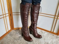 Mia made in brazin high knee boot size 8, Woodstock, N4S 7B1