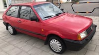 VW Polo CL Coupe 15000 Mil 2Ägare Nybesiktad UA -1991 Stockholm, 162 43