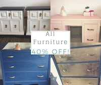 All Furniture must go! See Details for prices. Bradford West Gwillimbury, L3Z 0H8