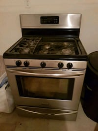 Fridgedaire Gallery Series Stainless Gas Stove Ajax, L1S