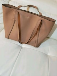 brown leather handbag Kyle, 78640