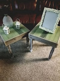 2 End Tables & Decor College Station, 77840