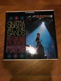 Sintatra At The Sands Toronto, M4M 2N7