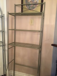 stainless steel framed glass display cabinet Pickering, L1X 2L8