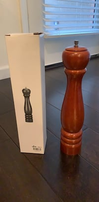 Wooden Pepper Grinder San Jose, 95124