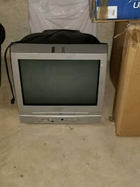 Tv with DVD player inside Gaithersburg, 20886