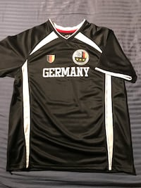 Germany soccer jersey LINCOLN