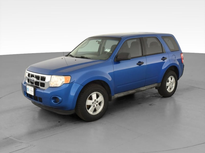 2011 Ford Escape suv XLS Sport Utility 4D Blue <br /> 2