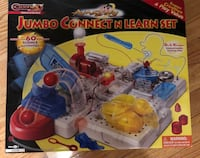 jumbo connect n learn set Rockville, 20850