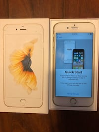 iPhone 6s Gold 16GB w/charger & box Toronto, M6M 1T2