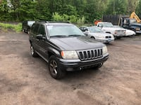 2002 Jeep Grand Cherokee Overland PART OUT East Windsor, 06016