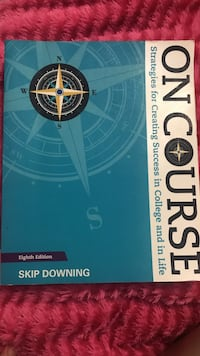 On Course book