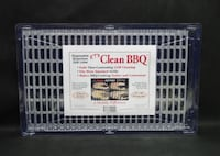 Clean Bbq Disposable Aluminum Grill Liner Set Of 8 Sheets Barbeque Top Open box FORTLAUDERDALE