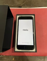 Apple iPhone 7 - 256GB - Jet Black (T-Mobile) A1778 (GSM) Silver Spring, 20902
