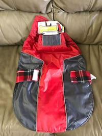 New, unused.. XL fall water repellent dog jacket  St Thomas, N5R 6M6