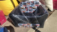Wooden Cars chair with soft padding. BRAND NEW! 2286 mi