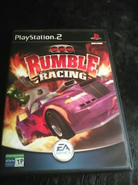 PS2 rumble racing Barcelona, 08002