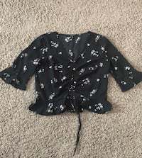 Cropped Blouse  Winnipeg, R2C 5R3