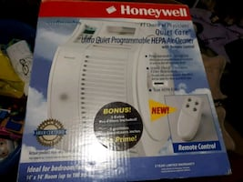 HEPA Air cleaner $120