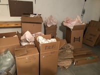 Moving boxes and packing paper Henderson, 89074