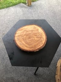 Tree slices used for rustic centerpiece 5 each Warren, 48088