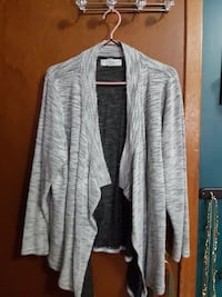 gray and black cardigan Waterloo, N2L 4K8