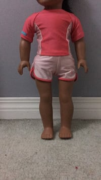 American girl doll Surfing outfit Surrey, V3S 5M3