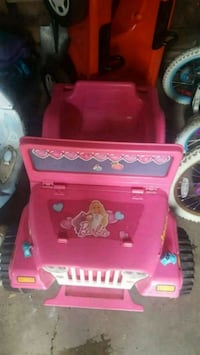 Barbie jeep  London