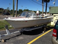 Johnson waverunner 1959 year 16 feet  Clearwater, 33759