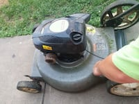 Craftsman push mower 139 mi