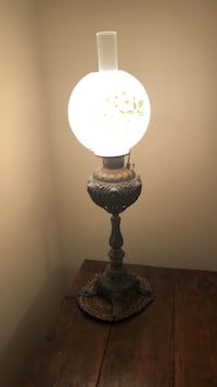 Antique Lamp 21 mi