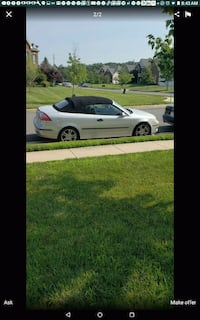 2004 SAAB 93 TURBO CONVERTIBLE Takoma Park