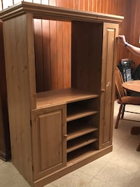 brown wooden cabinet with drawer Northport, 35475