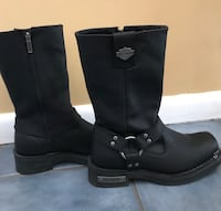 Men's Harley Davison Engineer Boots