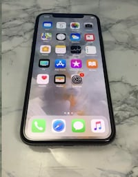 Apple iPhone X - 64GB - Space Gray (Factory Unlocked) ATT T-MOBILE VERIZON  Silver Spring, 20906