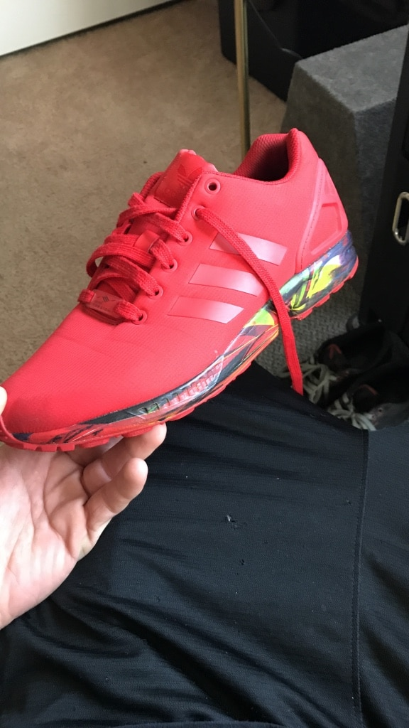 low priced c502d bdce3 best price adidas zx flux light pink jeep 5bf4f e69a0
