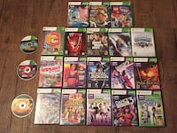 Xbox 360 games And Wii games Indianápolis, 46224
