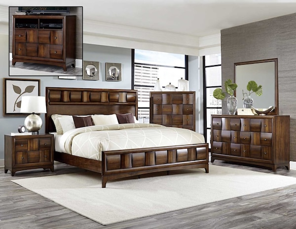 New and Limited edition unique bedroom set. Get it with only $39 down!
