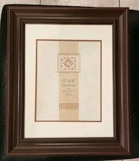 Brown wood Picture frame Toronto, M1C 1E2