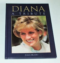 Used Book Princess Diana Royalty Pictures Mississauga