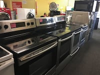 Electric stoves very good condition delivery and installation available  Windsor Mill, 21244