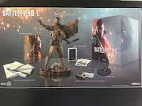Battlefield 1 Xbox one Collectors Edition New Maple Ridge, V2X 3W1