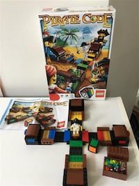 Lego Games Pirate Code #3840