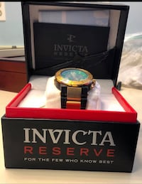Original Invicta Men's watch Ellicott City, 21043