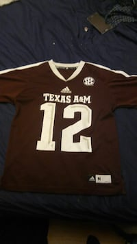 Texas A&M football Jersey size m