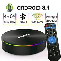 Brand New T95Q Android 9 TV Box - 4GB Ram 64GB Storage - Fully Loaded  Edmonton, T6E 5R1