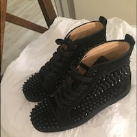 Christian Louboutin red bottom shoes Gaithersburg