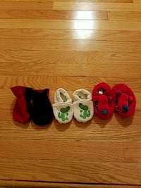 Baby Slippers and Mittens Woodbridge, 22192