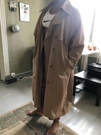 Oversized trench coat Oslo, 0264